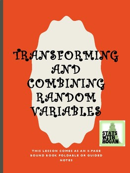 Discrete and Continuous Random Variables:Part 2