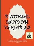AP Statistics - Discrete and Continuous Random Variables:Part 4