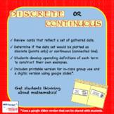 Discrete or Continuous