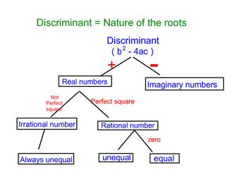 Discriminant