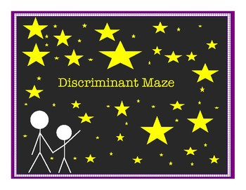 Discriminant Maze Activity