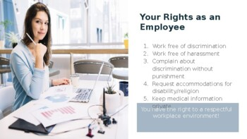 Discrimination & Harassment in the Workplace