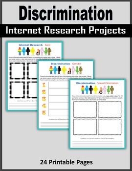Discrimination (Internet Research Projects)