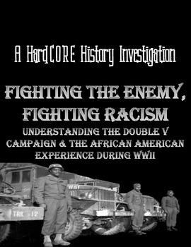 Discrimination in America: African Americans in WWII
