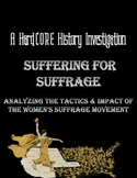 Discrimination in America: The Women's Suffrage Movement & It's Impact