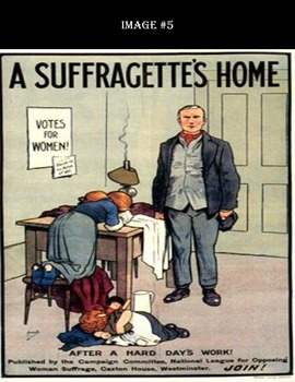 Discrimination in America: The Women's Suffrage Movement & It's Impact