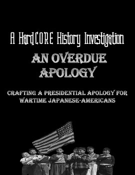 Discrimination in America: Writing a Presidential Apology for Japanese Americans