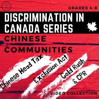 Discrimination in Canada: Chinese Communities