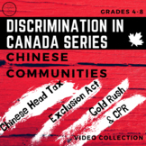 Discrimination in Canada: Chinese Communities