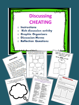 Advisory: Discussing Cheating