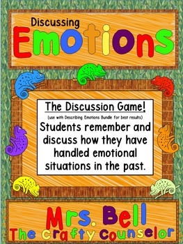 Discussing Emotions (Session #2)