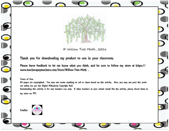 Discussion Board Math Talks