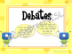 Discussion Cards Bundle: Debates & Would You Rather...(a T
