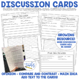 Discussion Cards for Collaboration