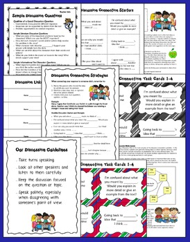 Team Discussion Strategies | Cooperative Learning | Literature Circles