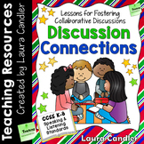 Discussion Connections: Teaching Kids How to Have REAL Discussions