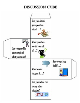 Discussion Cube