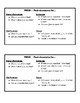 Discussion Moves Task Cards
