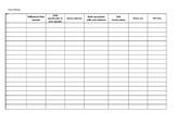Discussion Participation Checklist