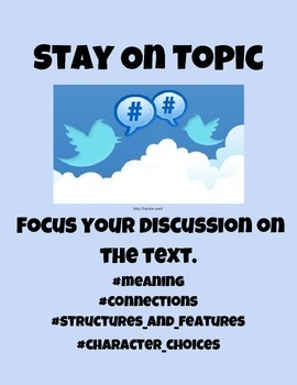Discussion Poster Set