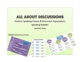 Discussion Posters & Frames