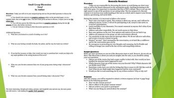 Discussion Power Pack (Jigsaw, Fishbowl, Socratic Seminar, etc.)