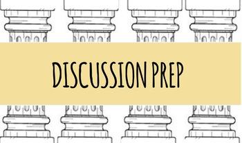 Discussion Prep