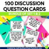 Discussion Question Cards - The Bundle