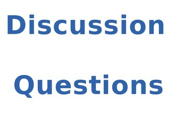 Discussion Question Poster (read 180)