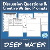 Discussion Questions & Creative Writing Prompts for Watt K