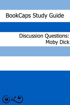 moby dick discussion questions
