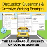ELA Resources I The Remarkable Journey of Coyote Sunrise I