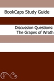 Discussion Questions: The Grapes of Wrath