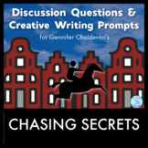 """Discussion Questions & Writing Prompts for Choldenko's """"Ch"""