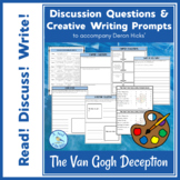 """Discussion Questions & Writing Prompts for Hicks' """"The Van"""