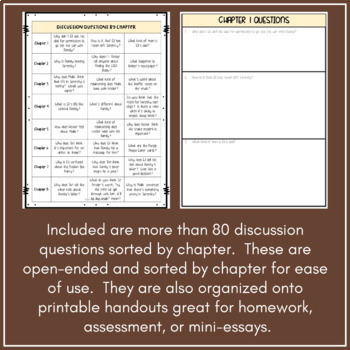 "Discussion Questions & Writing Prompts for ""Masterminds"" by Gordon Korman"
