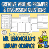 Discussion Questions & Writing Prompts for 'Mr. Lemoncello