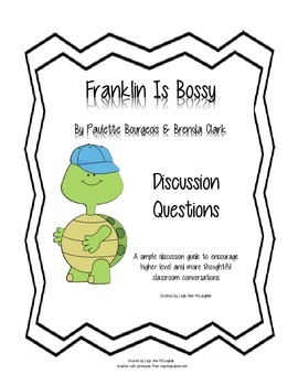 Discussion Questions for Franklin Is Bossy