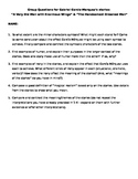 Discussion Questions for Gabriel Garcia-Marquez's stories