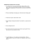 Discussion Questions for Part 1 of Persepolis