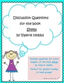 "Discussion Questions for the Book ""Sheep"""