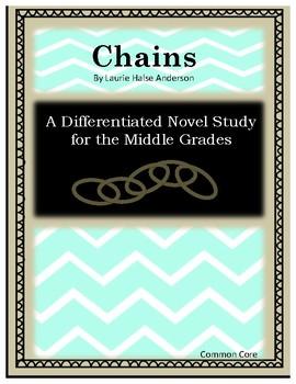 """Chains"" Novel Study"
