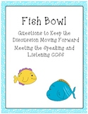 Speaking and Listening Classroom Discussions Fish Bowl