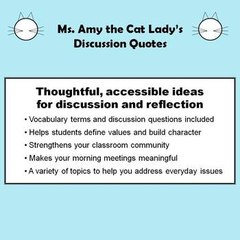 Discussion Quotes - 41 Thought-provoking Ideas for Class Discussions