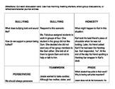 Discussion Starters and Scenarios