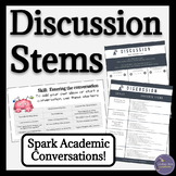 Discussion Starters for Academic Conversation