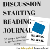 Discussion Starting Reading Journal