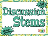 DISCUSSION STEMS - English & Spanish