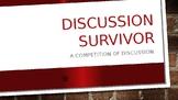 EDITABLE Discussion Survivor
