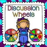 Speaking and Listening Discussion Wheels